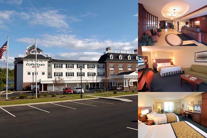 Courtyard by Marriott Hadley Amherst photo collage