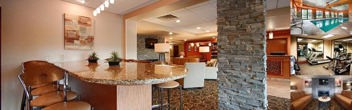 Best Western Plus West Akron Inn & Suites photo collage