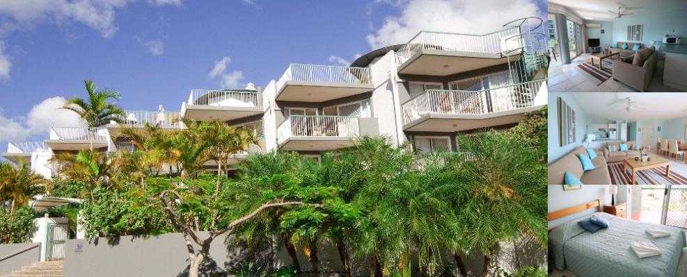 Dockside Apartments Mooloolaba photo collage