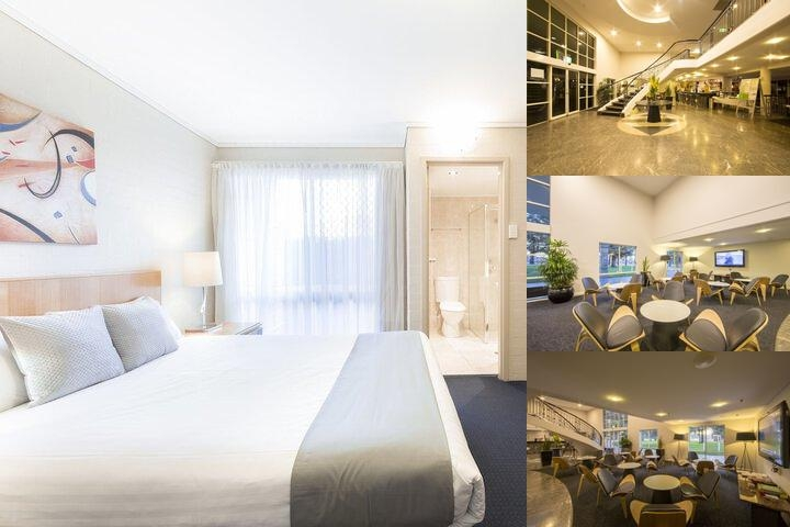 Ibis Styles Canberra Narrabundah photo collage