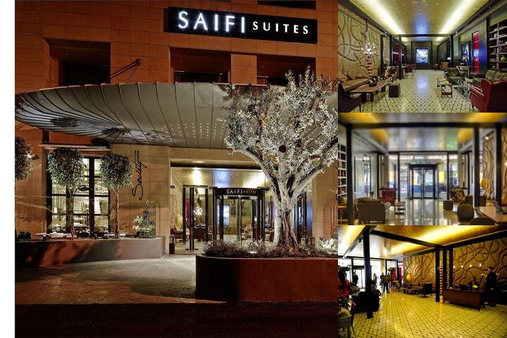 Saifi Suites photo collage
