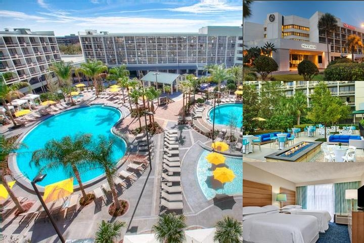 Sheraton Lake Buena Vista Resort photo collage