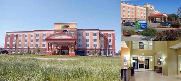 Holiday Inn Express & Suites Tulsa South Bixby photo collage