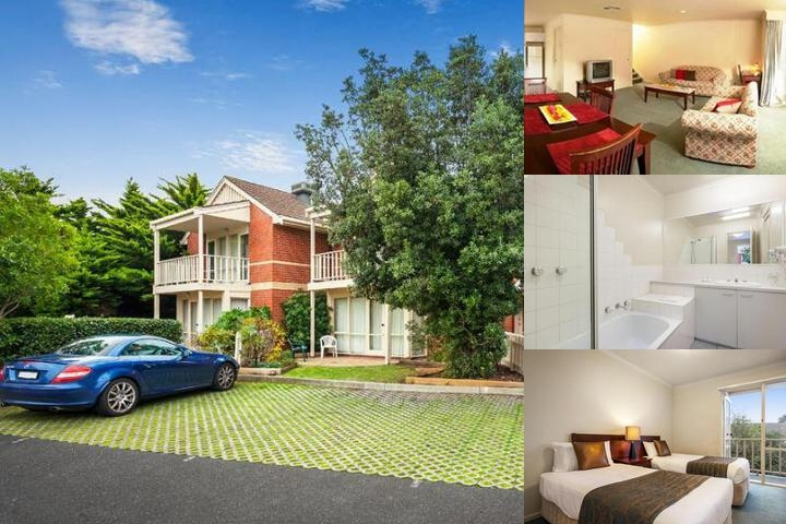 Alphington Serviced Apartments photo collage