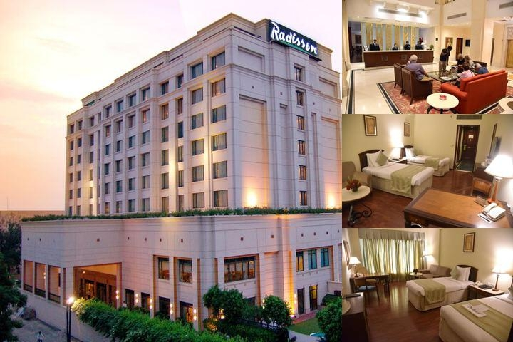 Radisson Hotel Varanasi photo collage
