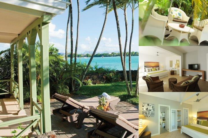 Veranda Grand Baie Hotel & Spa photo collage