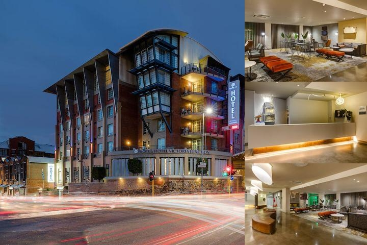 Protea Hotel Victoria Junction Waterfront photo collage