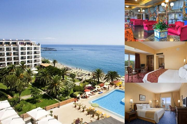 Hilton Giardini Naxos photo collage