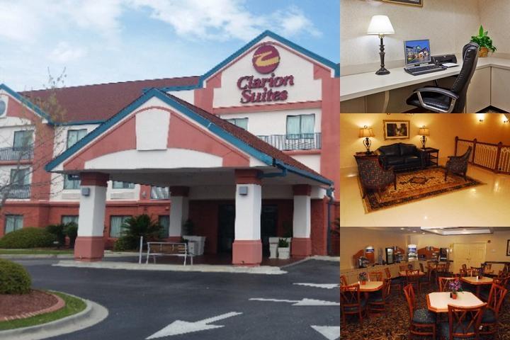 Clarion suites savannah ga 17 gateway east 31419 for Hotels with 2 bedroom suites in savannah ga