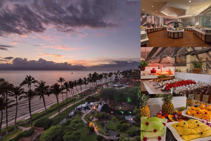Hyatt Regency Maui Resort & Spa photo collage