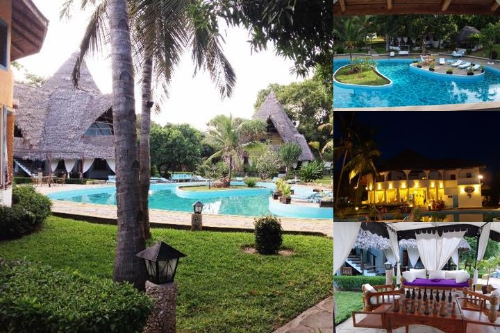 Tamani Jua Tao Resort photo collage