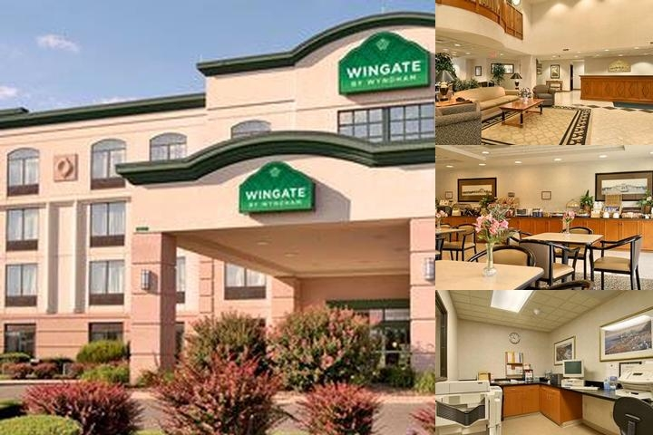 Wingate by Wyndham Vineland photo collage