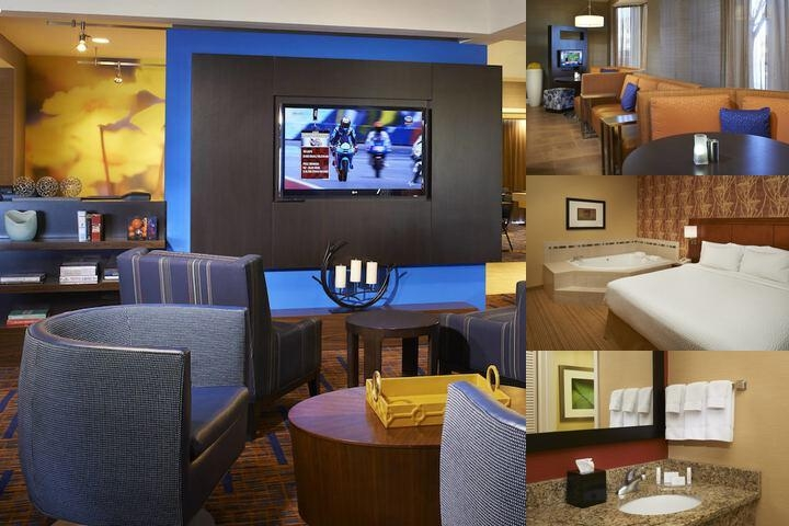 Courtyard by Marriott Detroit Utica photo collage