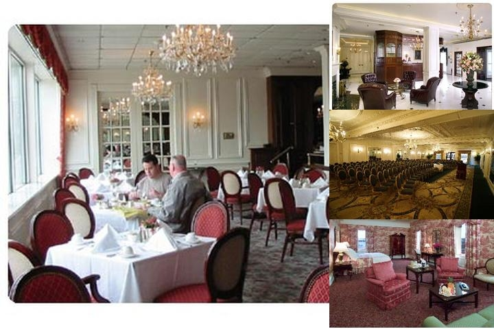 Molly Pitcher Inn photo collage