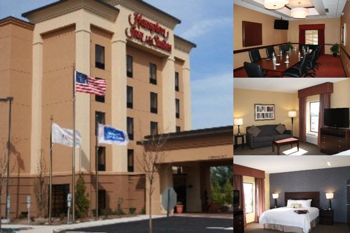 Hampton Inn & Suites Vineland photo collage