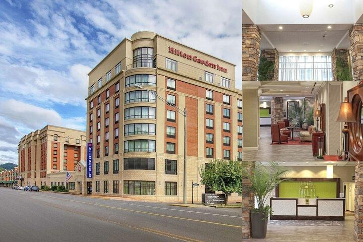 Hilton Garden Inn Pikeville photo collage
