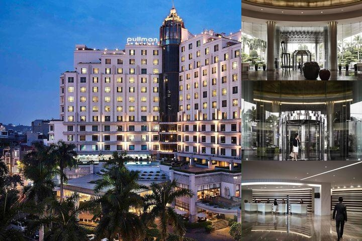 Pullman Hanoi Hotel photo collage
