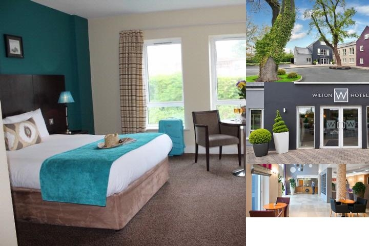 Wilton Hotel Bray photo collage