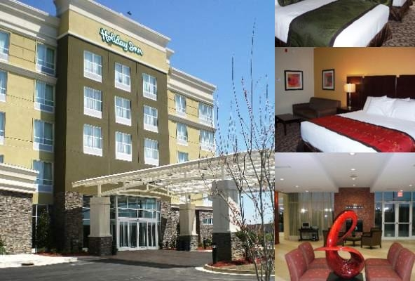 Holiday Inn Southaven Central Memphis photo collage