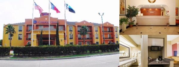 Comfort Suites Westchase photo collage