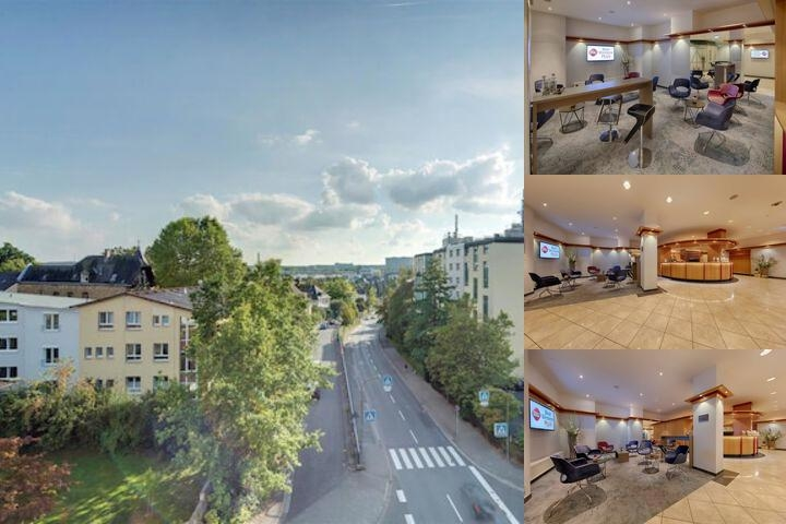 Best Western Plus Hotel Steinsgarten photo collage