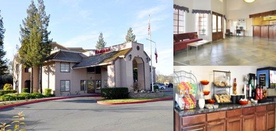 Ramada Vallejo photo collage
