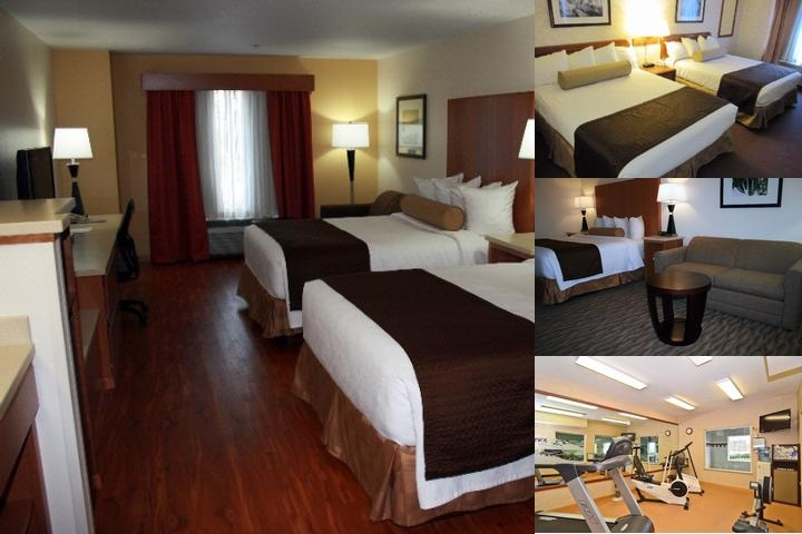 Best Western Plus Park Place photo collage