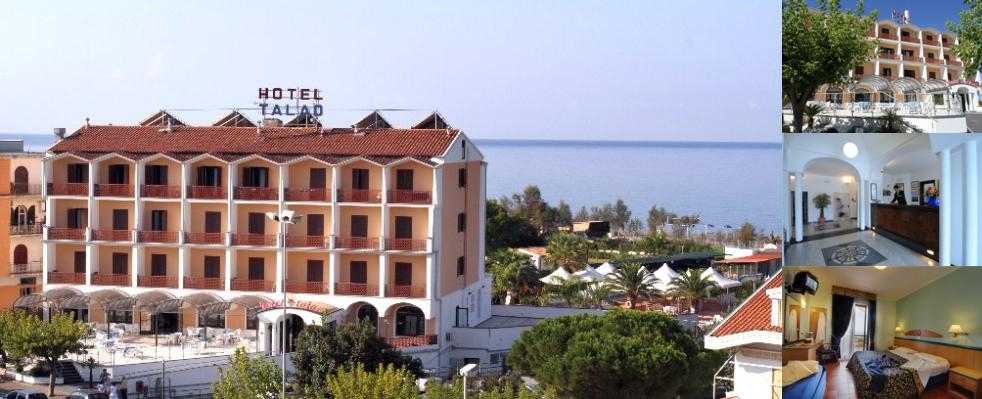 Hotel Talao photo collage
