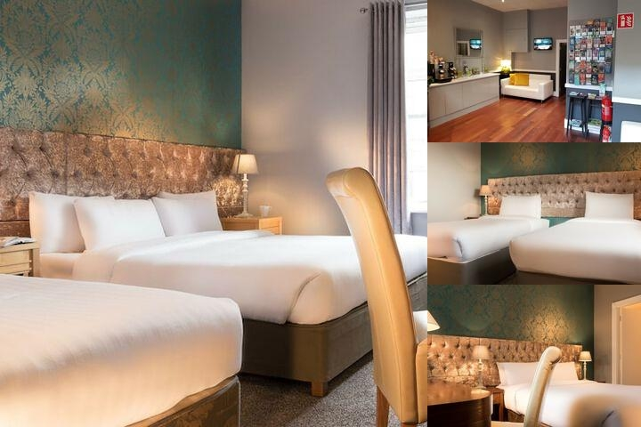 Camden Deluxe Hotel photo collage