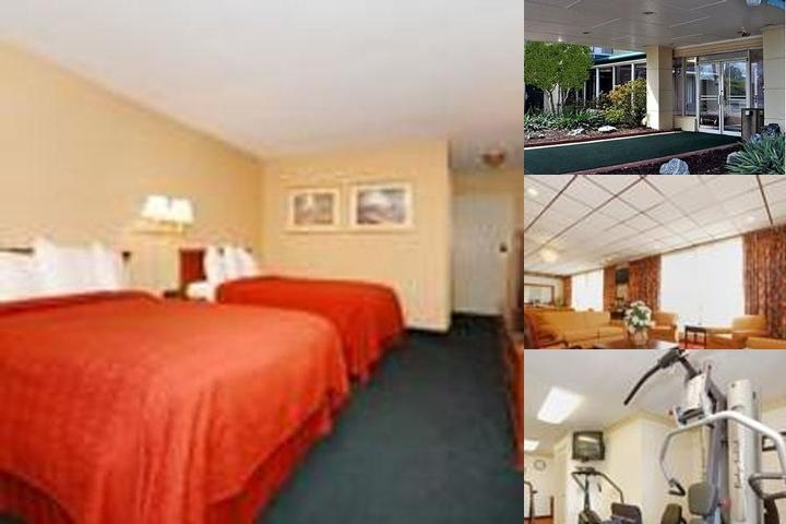 Quality Inn & Suites Ashland photo collage