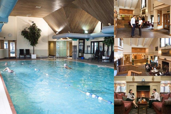 Lancaster House Hotel photo collage