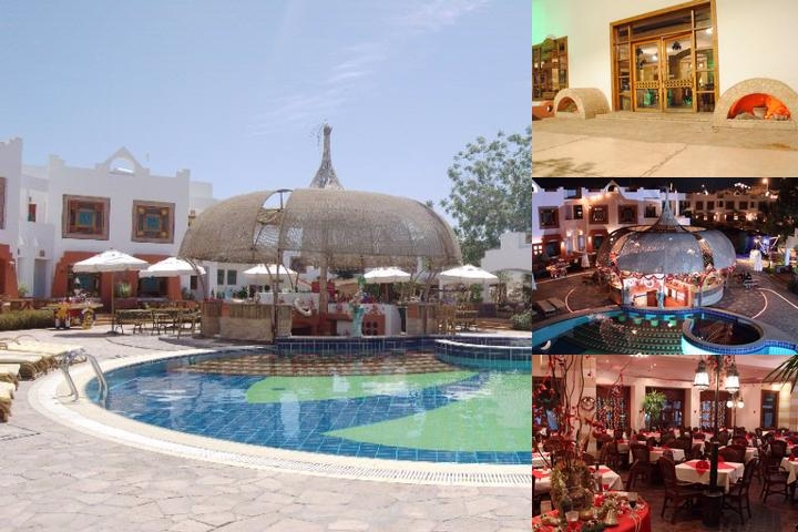 Sharm Inn Amarein photo collage