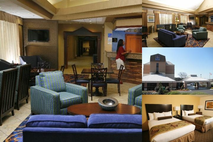 Best Western Plus Goldsboro photo collage