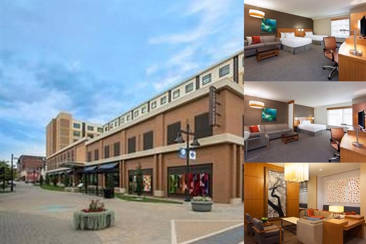 Hyatt Place Bloomington photo collage