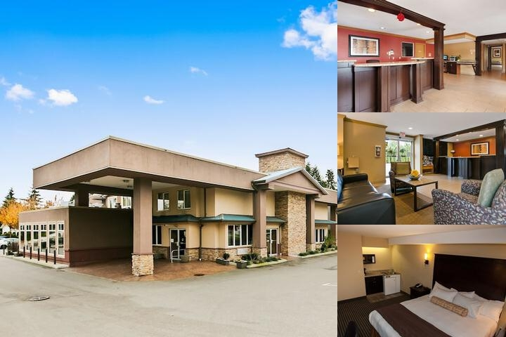 Best Western Maple Ridge Hotel photo collage