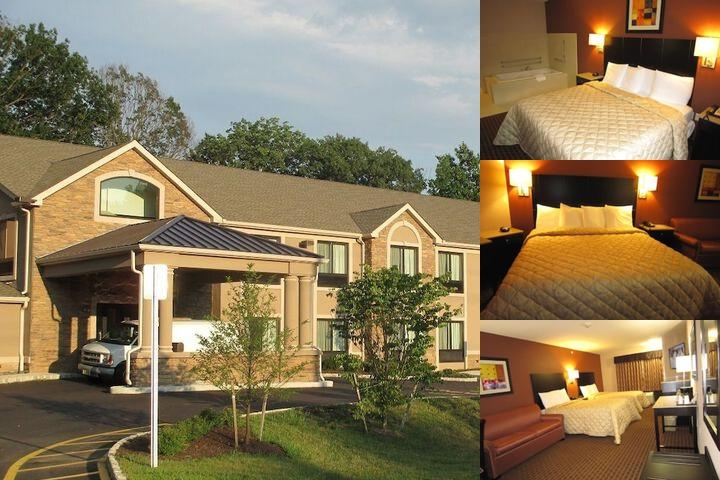 Red Carpet Inn & Suites Monmouth Jtc photo collage