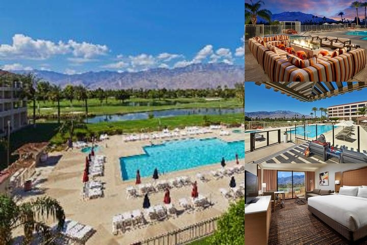 Doubletree by Hilton Hotel Golf Resort Palm Spring photo collage