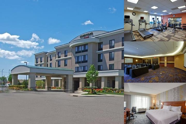 Courtyard by Marriott Farmingdale photo collage