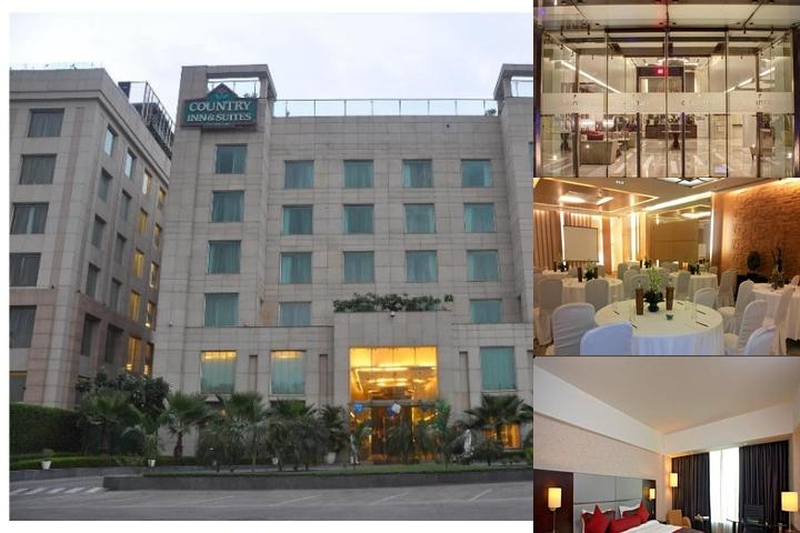 Country Inn & Suites by Carlson Gurgaon Sector 29 photo collage