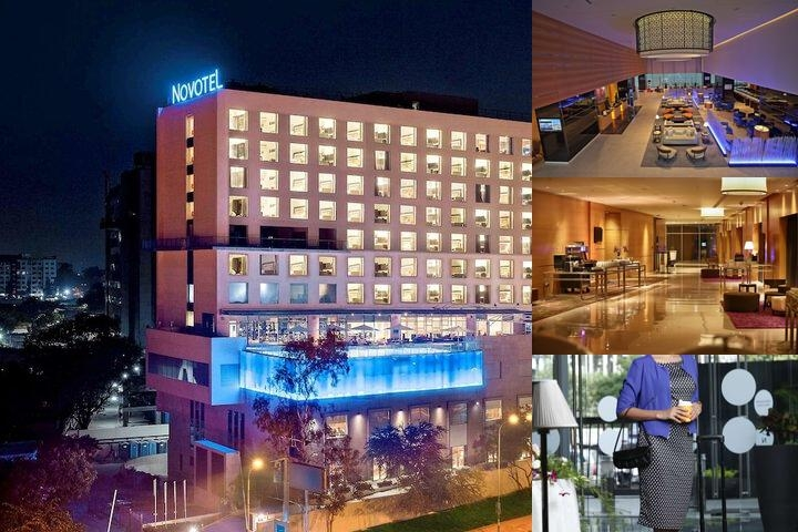 Novotel Pune Nagar Road photo collage