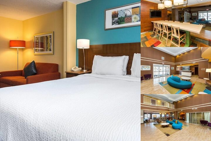 Fairfield Inn & Suites West Des Moines photo collage