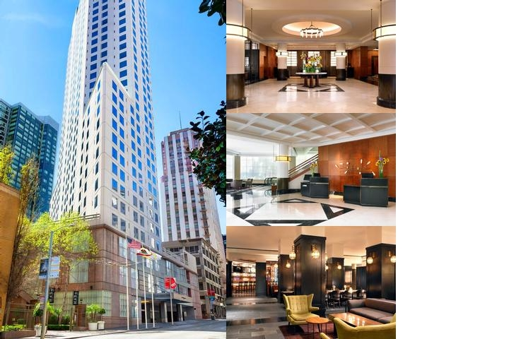 Park Central Hotel San Francisco a Starwood Hotel photo collage