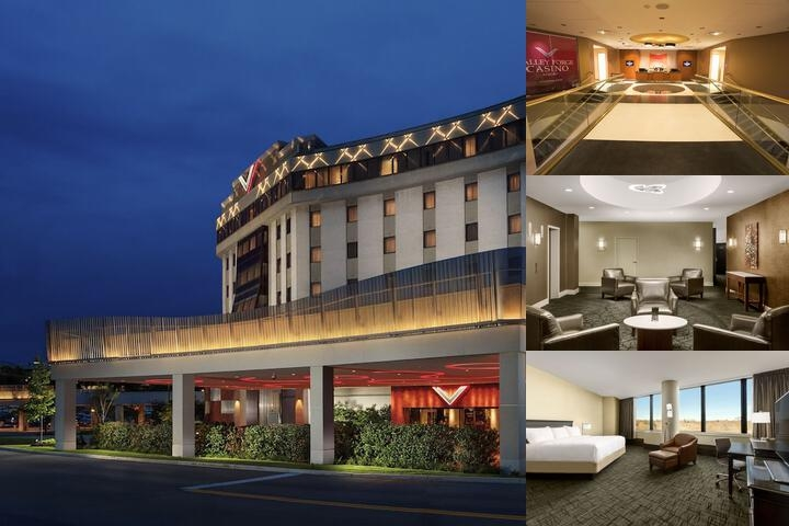 Valley Forge Casino Resort Casino Tower photo collage