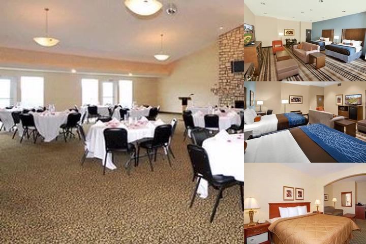 Best Western Plus Washington Hotel photo collage