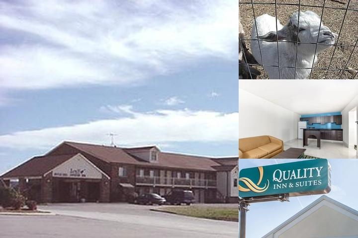 Acuff Country Inn photo collage