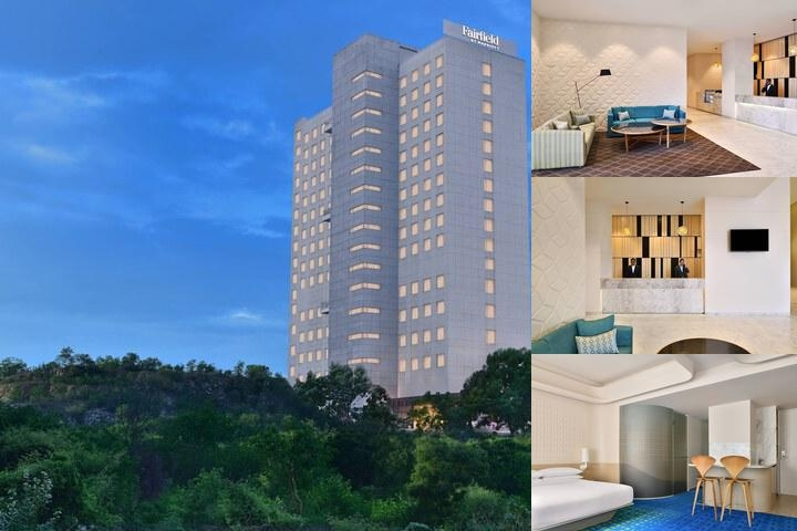 Holiday Inn Express & Suites Hyderabad Gachibowli photo collage