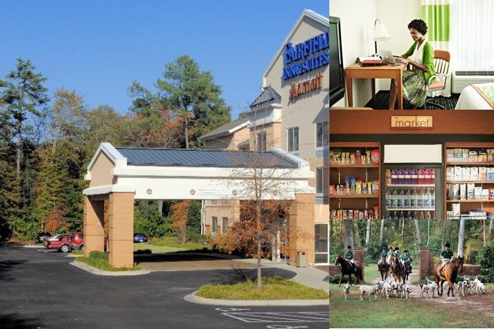 Fairfield Inn & Suites by Marriott of Aiken photo collage