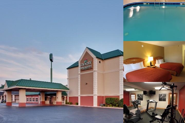 Country Inn & Suites by Carlson Clarksville photo collage