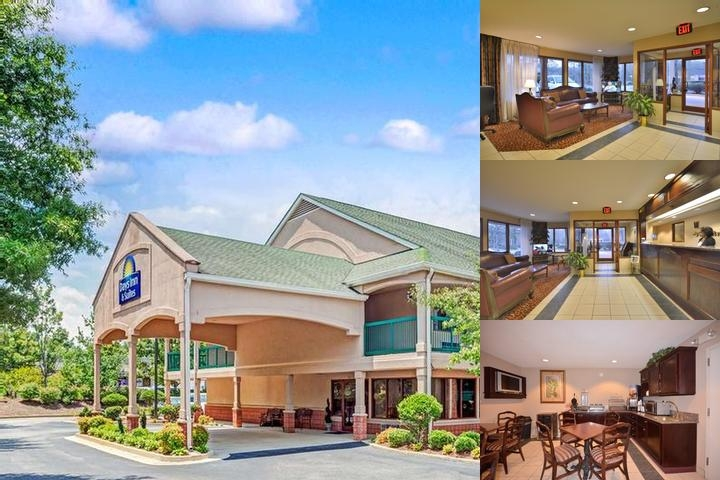 Days Inn & Suites Peachtree City photo collage