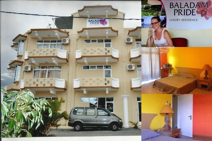 Baladam Pride Luxury Residence photo collage